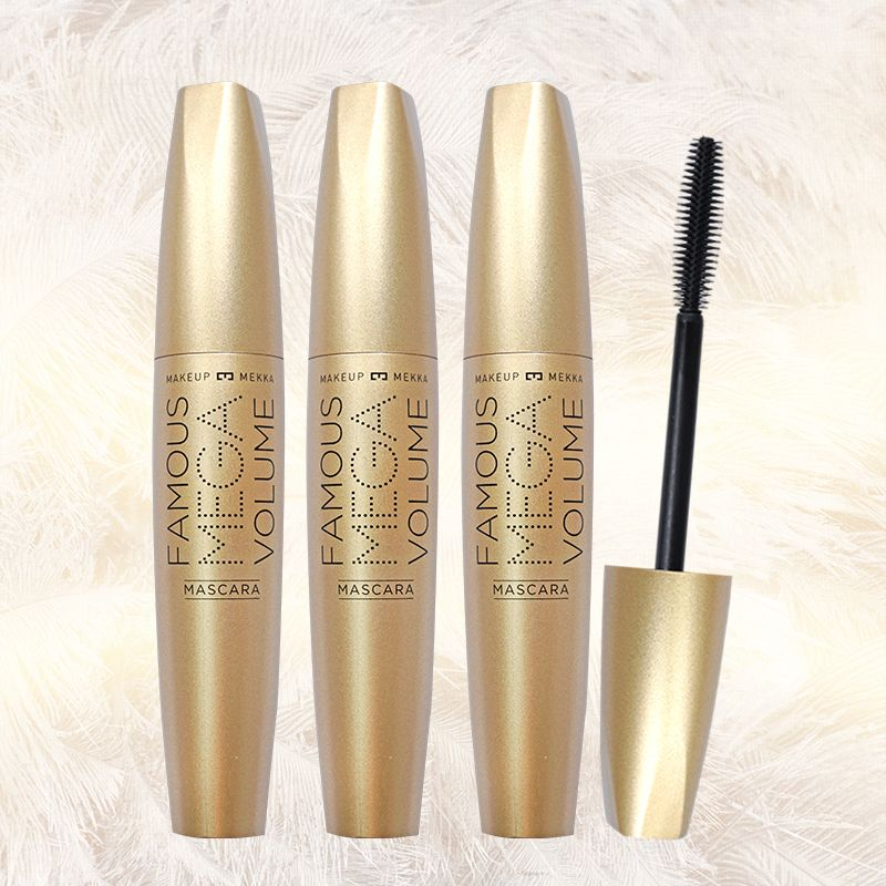 3-pack: Famous Mega Volume Mascara